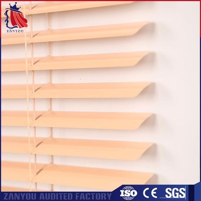 sunscreen adjustable roll up venetian blind,cheap price aluminum waterproof roller blinds
