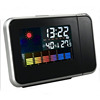 Digital Projection Dual Alarms Indoor Thermometer