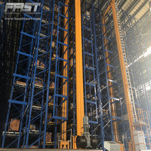 Logistic Automation of Pallet Stacker Crane ASRS Automated Warehouse/Storage for India Chemical