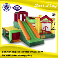 cheap colorful Jumping house, jumping bouncy, kids inflatable bouncer