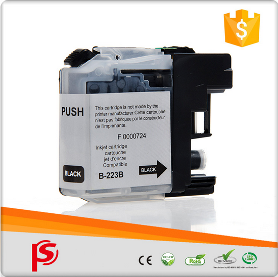 Wholesale refill ink cartridge for brother printer lc223