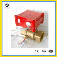 2 way DC3-6V mini electric control valve for Irrigation system,cooling/heating system