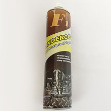 China cheap price anti-static 650ML undercoating spray