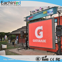 Outdoor TV Show Background Rental LED Video Wall Screen P8 xxxx
