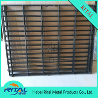Foldable Metal Wire Mesh Dog Playpen