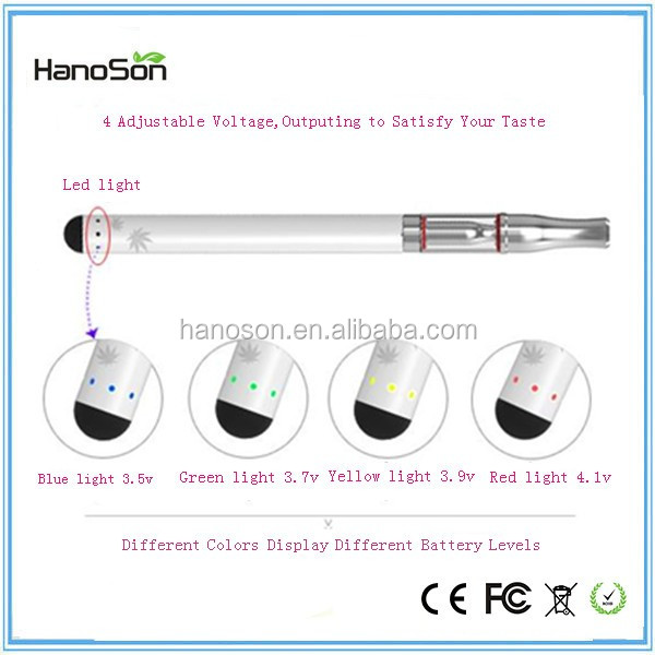 White Color 280mah upgrade auto manual 510 battery stylus for cbd oil vaporizer,Mix 2 battery Slim Vape pen