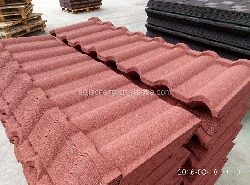 Stone Coated Steel Roofing Tile/Multi-color Fiberglass Asphalt Shingles