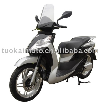 "150CC EEC adult 16"" big wheel scooter/ eec Cub scooter/ motor Scooter with EEC(TKM150E-H)"