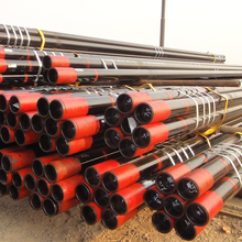 "Hot sale API 5L/J55 24"" stainless steel seamless oil well casing pipe sizes"