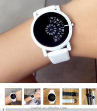 Luxury CE wrist watches, oem band custom logo women fashion ladies watches