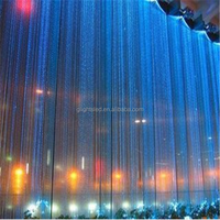 Alibaba Hot Sales Wholesales Diy Fiber Optic Lighting Curtain