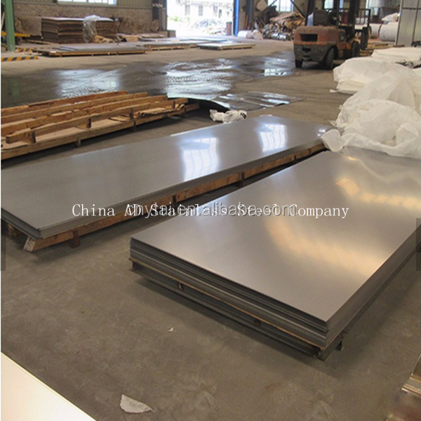 Customized ASTM standard CR 304 stainless steel sheet