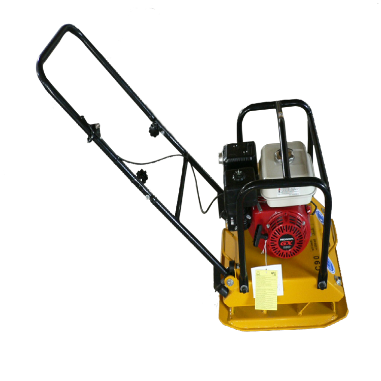 430x550mm working area forward walking mode handheld plate compactor