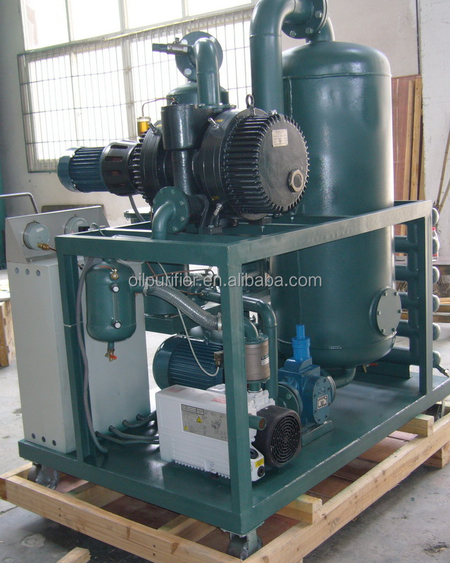 Vacuum insulating oil filter machine,double stage oil purification machine