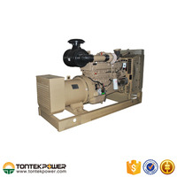 6Cylinder 200kW Marine Diesel Generator with CCS Certificate 250kVA