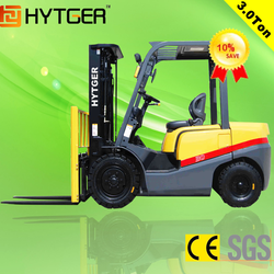3 Ton Competitive Price Diesel Mini Forklift For Sale