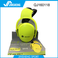 2016 CE EN352-1 ANSI Industrial Safety Ear Muffs Hearing Protection Earmuffs