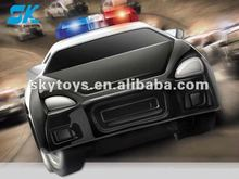 !hot selling police 4ch rc car 4 channel remote control car toys R/C TOYS