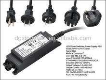 waterproof switching adapter 60W for pumps