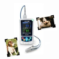 Veterinary Medical Device: CE Marked Animal Handheld Pulse Oximetro with SpO2 Probe