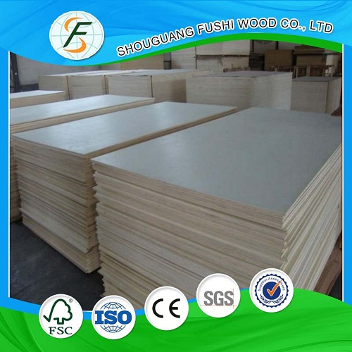 bleached poplar F4 star white faced plywood JAS certificate prices