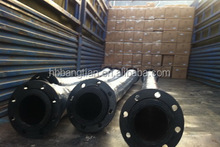 Large diameter Flanged Floating dredging Rubber Hose pipe