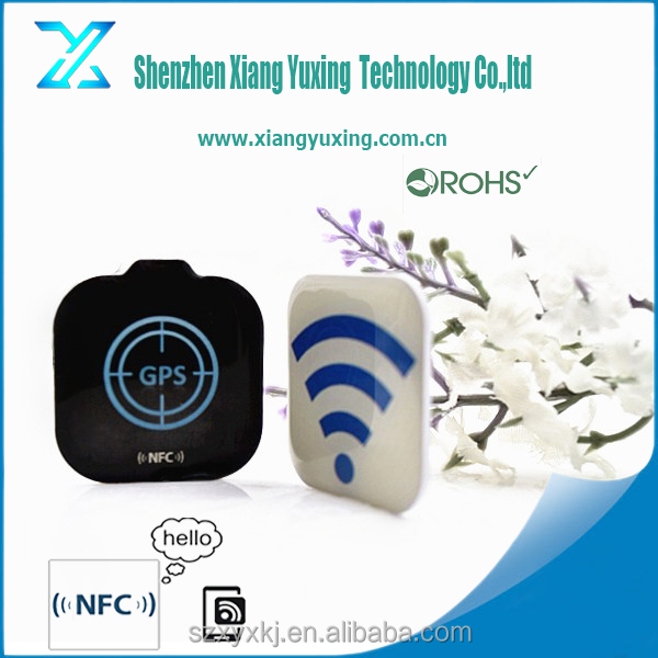 Epoxy Dog Tag/ Nfc Tag Ntag 203 With Qr Code Shenzhen China Manufacturer Custom Nfc Tag For Access Control