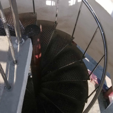 PVC anti fatigue anti-slip outdoor stair floor mat
