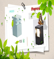 solar garden lighting pole led light garden