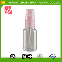 2015 Top quality Useful personnal care transparent plastic bottle inserts