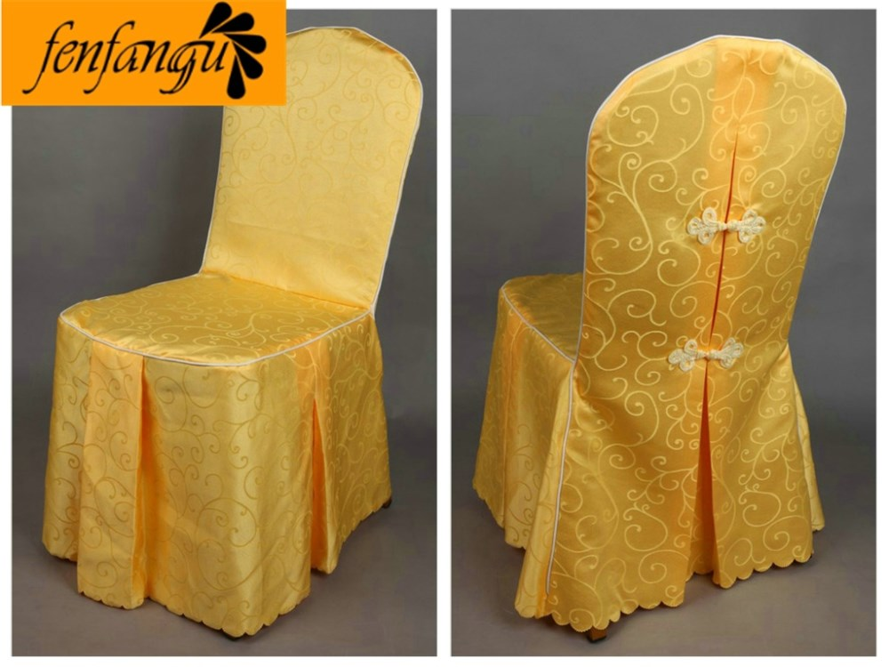 Cheap wedding rosette spandex chair cover