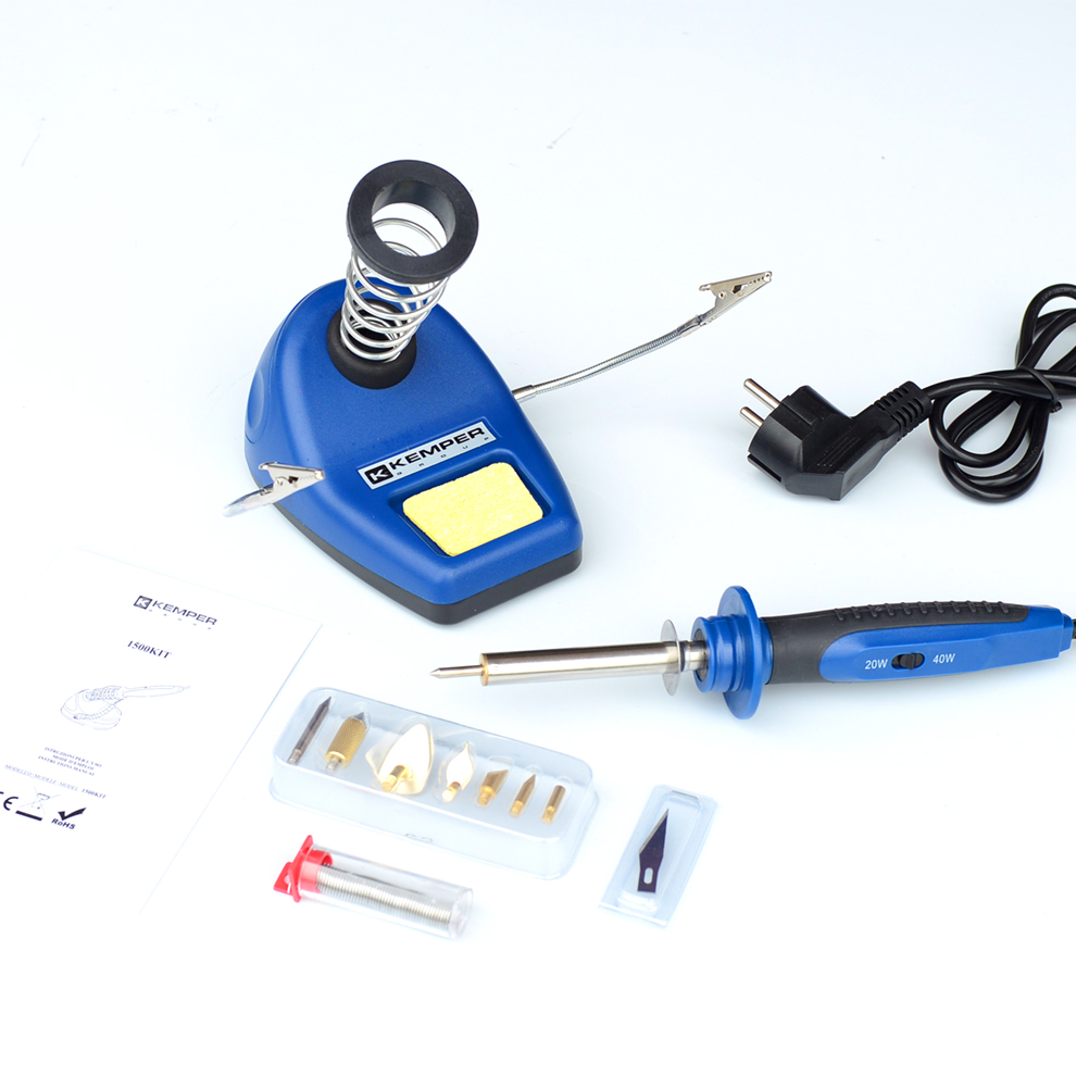Long-term supply ce 30w soldering iron set