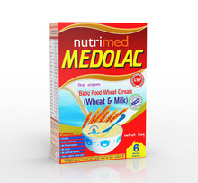 Baby Cereal with milk-MEDOLAC