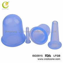 Original Factory High Quality Body Cupping Hijama Kangzhu Cupping Anti Cellulite Silicone Vacuum Massage Cup