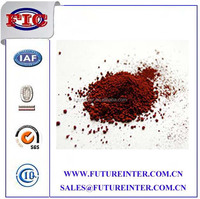 Iron Oxide Red Pigments for Color Paver Bricks