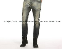 acid washed ripped different wholesale fashion jeans