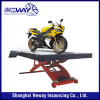 Cheap price used for ATV and motorcycle scissor lift