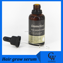 Private label 2017 Anti Hair Loss Spray OEM Hair Growth Serum Natural Grow Hair product