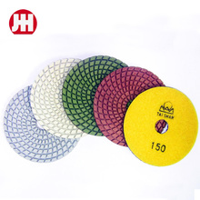 dry and wet diamond professionals resin polishing pads