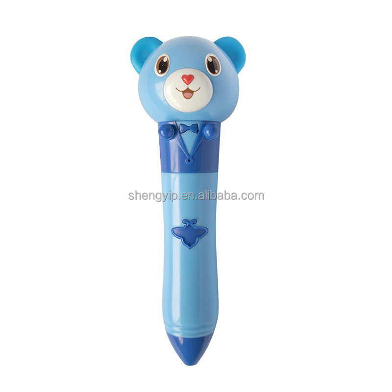 easy tound and reading pen for kids