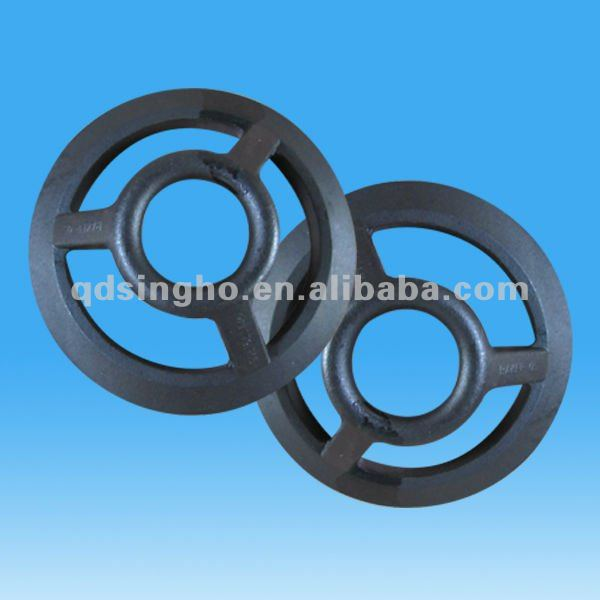Investment Casting Ring Baffle Plate for Baker Drill Pipe Float Valve