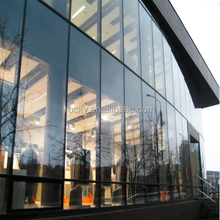 Aluminium Unitized Glass Structural Curtain walls