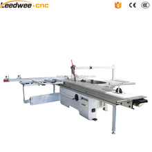 wood cutting precision sliding table panel saw