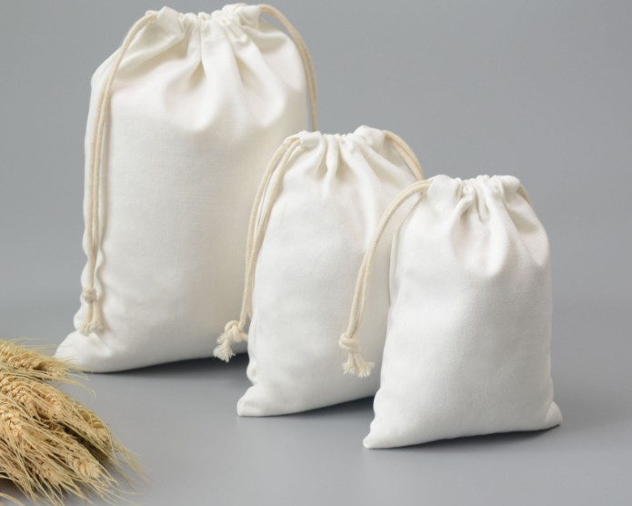 factory directly cotton muslin drawstring <strong>bag</strong> with your logo