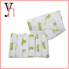 Hot sale resuable 100% cotton cloth baby diaper nappies