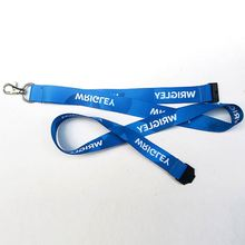 Hot Sell Custom Printed Neck Strap Release Buckle Safety Breakaway Free Lanyard Sample