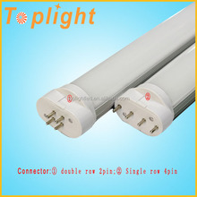 Factory Price 2g11 pll led tube 14w 360mm 2g11 led plug light fixture high lumen smd 2g11 lamp