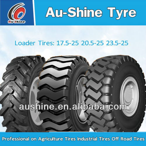 20.5x25 23.5x25 Wheel Loader tires