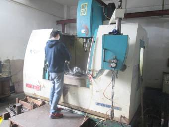 Mould CNC Lathing