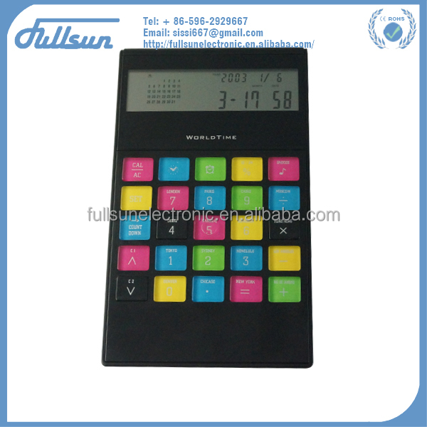 FS-2037 advanced basic promotional electronic digital calculator
